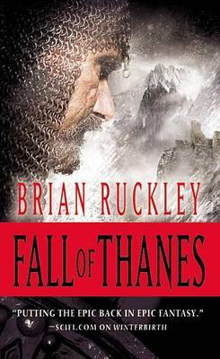 Fall of Thanes by Brian Ruckley image