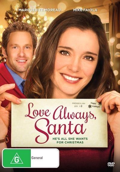 Love Always Santa on DVD image