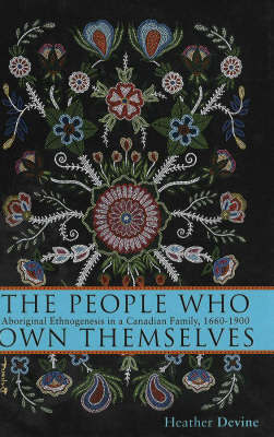 The People Who Own Themselves by Heather Devine image