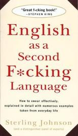 English as a Second f*Cking Language by Sterling Johnson image