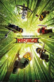 LEGO Ninjago Movie (Bamboo) (705)