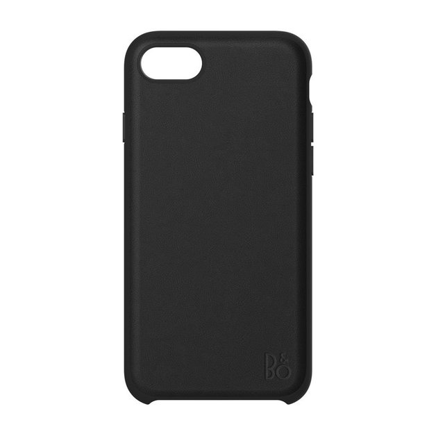 B&O Leather Case for iPhone 8 & iPhone 7 - Black