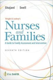 Wright & Leahey's Nurses and Families by Zahra Shajani