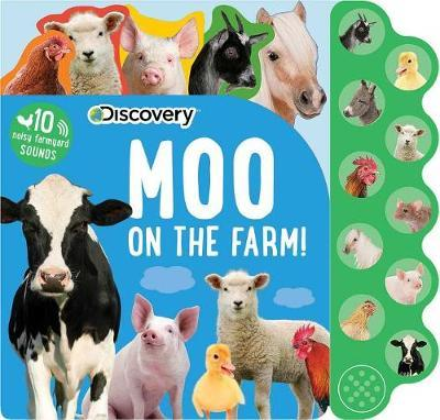 Discovery: Moo on the Farm! by Editors Of Silver Dolphin Books image