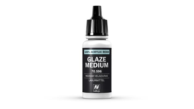 Vallejo Model Colour Medium Glaze 17ml