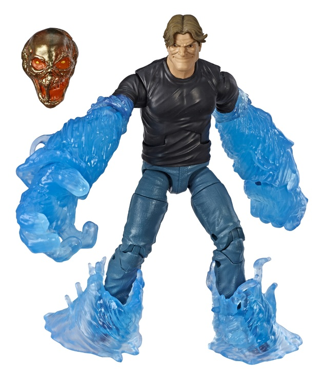 "Marvel Legends: Hydro-Man - 6"" Action Figure"