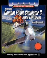 Combat Flight Simulator 3: Battle for Europe by Michael Rymaszewski image