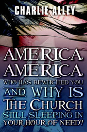 America, America: Who Has Bewitched You and Why Is the Church Sleeping in Your Hour of Need? by Charlie Alley image