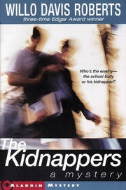 Kidnappers by Willo Davis Roberts image