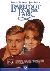 Barefoot in the Park on DVD