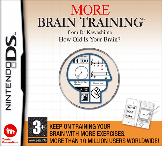Brain Age 2: More Brain Training for Nintendo DS