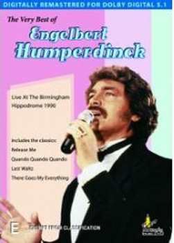 Engelbert Humperdinck, The Very Best Of on DVD