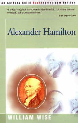 Alexander Hamilton by William Wise