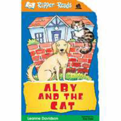 Alby and the Cat by Leanne Davidson