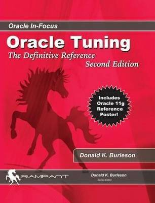 Oracle Tuning by Donald K Burleson image
