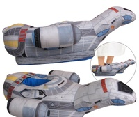 Firefly: Serenity Ship - Oversized Plush Slippers