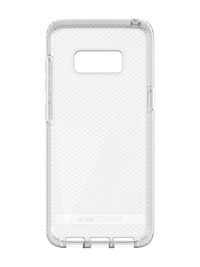 Tech21 Evo Check for GS8+ - Clear/White