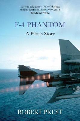 F-4 Phantom by Robert Prest