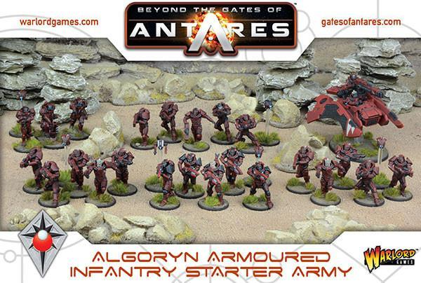Beyond the Gates of Antares: Algoryn Starter Army