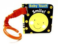 Baby Touch Smile! Buggy Book image