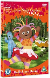 In The Night Garden: Hello Upsy Daisy on DVD image