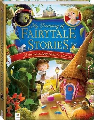 My Treasury of Fairytale Stories image