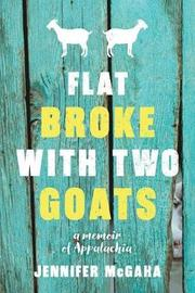 Flat Broke with Two Goats by Jennifer McGaha image