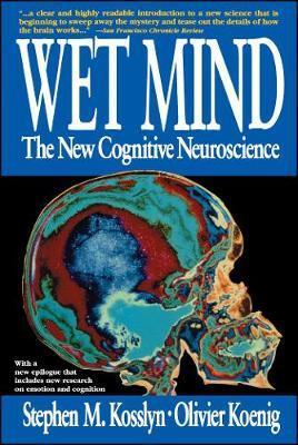 Wet Mind by Stephen M. Kosslyn image