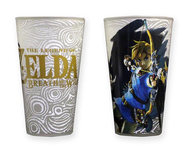 Legend of Zelda: Pint Glass - Set of 2