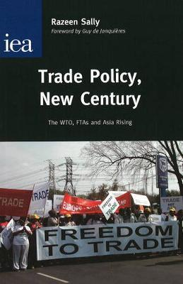 Trade Policy, New Century by Sally Razeen image