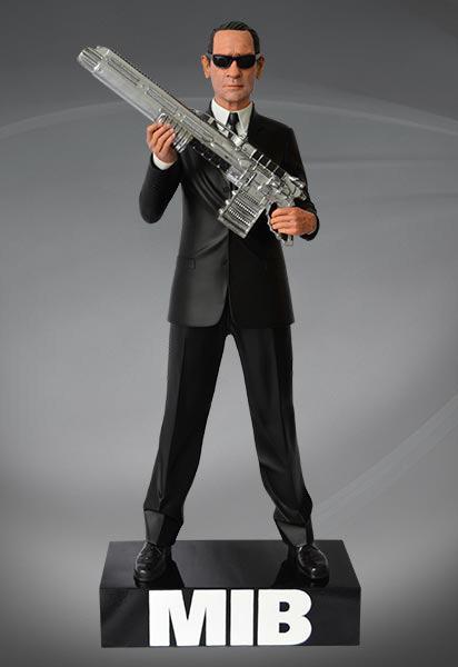 Men in Black: Agent K - 1:4 Scale Statue image