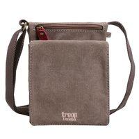Troop London: Classic Mini Body Bag - Brown