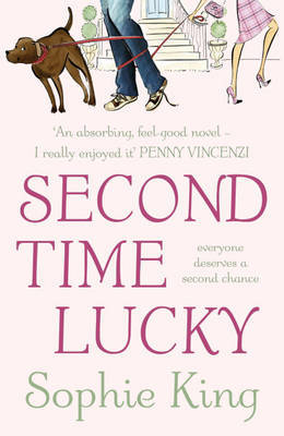 Second Time Lucky by Sophie King image