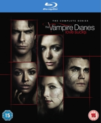 The Vampire Diaries : Seasons 1-8 (Final) on Blu-ray