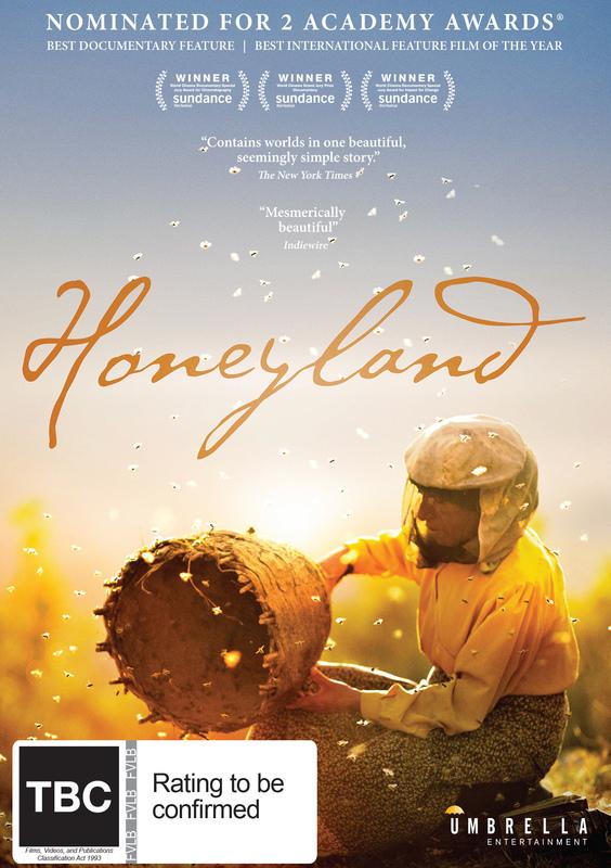 Honeyland on DVD