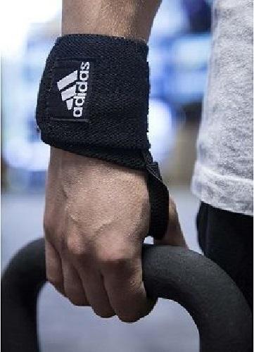 Adidas: Wrist Wraps - Black image