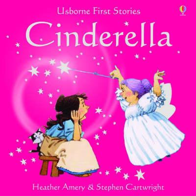 Cinderella by Heather Amery image
