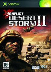 Conflict Desert Storm II for Xbox