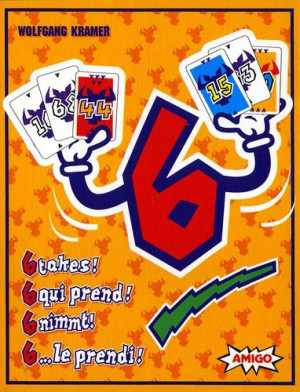 6 Takes - Card Game image