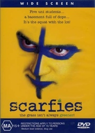 Scarfies on DVD image