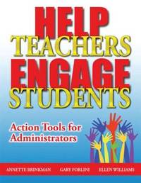 Help Teachers Engage Students by Gary Forlini