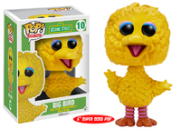 "Sesame Street: 6"" Big Bird Pop! Vinyl Figure"
