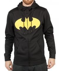 Batman: Logo Zip Up Hoodie - XL