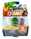 Ooshies: Marvel - 4 Pack