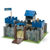 Le Toy Van: Budkins - Excalibur Castle (Blue)