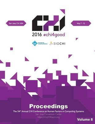 Chi 16 Vol 8 by Chi Conference Committee image