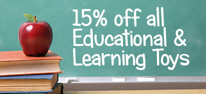 Educational & Learning Toys Sale!