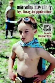 Misreading Masculinity by Thomas Newkirk image