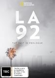 LA 92 on DVD