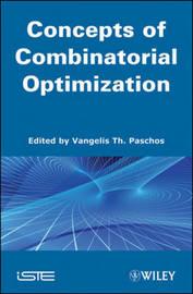 Combinatorial Optimization by Vangelis Th. Paschos image